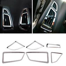 For Ford Focus 3 2012 2013 2014 2015 2016  Interior Trim Accessories Chrome 6PCS