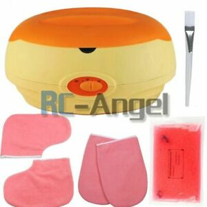 Paraffin Wax Machine Moisturizing Paraffin Bath Warmer Kit for Hands & Feet Skin