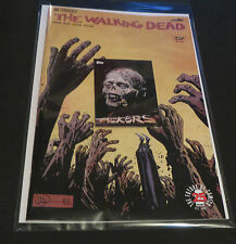 2017 THE WALKING DEAD #163 CONQUERED & FREE WALKERS  W6 TOPPS ZOMBIE INSERT CARD