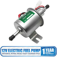 12V Universal Volt Petrol Diesel Gas Oil Fuel Pump Inline Electric Pump HEP-02A