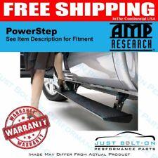 AMP PowerStep 2015-2018 GMC Sierra 2500 HD Gas CC/DC 75154-01A-B Style ILLUM