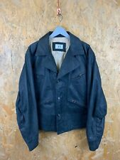 VINTAGE ARMANI EXCHANGE, Mens Size XL, Fitted, PELLE Leather Jacket,*VGC*
