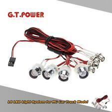 G.T.POWER L8 LED Light System for RC Car Truck Model R33H