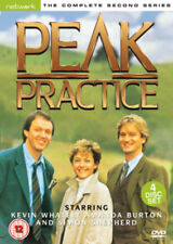 PEAK PRACTICE the complete second series 2. Kevin Whatley. 4 discs. New DVD.