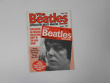 BEATLES BOOK MONTHLY Magazine AUGUST 1981 ISSUE 64  3-A