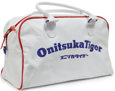 Onitsuka Tiger Holdall Duffel Retro Vintage Zipped Zip Bag Bags 110829 By asics