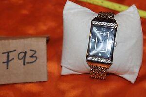 ELEGANT Marc Ecko E13500M1 Unisex Classic Analogue Movement Bracelet Watch F93