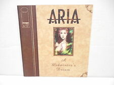 Aria A Midwinter's Dream Image Comic Book Brian Holquin Text Jay Anacleto Art