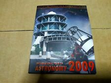 coin card international year of astronomy 2009 commemorative unc bu