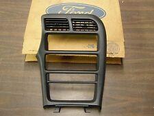 NOS OEM Ford 1993 Probe Center Dash Bezel AC Vents