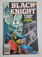 Black Knight #2 In The Dread of Knight Captain Britain Marvel Comics