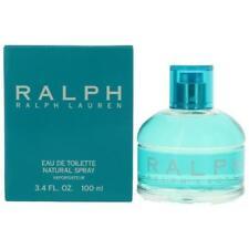 Ralph Perfume by Ralph Lauren 3.4 oz EDT Spray for Women NEW IN BOX SEALED