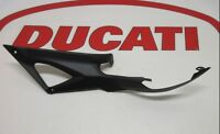 Ducati 848 1098 1198 tank seat side panel cover lh left 48211391A