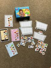 Orchard Games Shopping List Game
