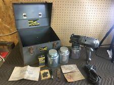 Vintage Sellco Corporation Payswell Model J Spray-Pak Electric Paint Sprayer 50s