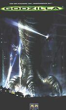 Godzilla (Matthew Broderick, Jean Reno) VHS NEU OVP Sealed