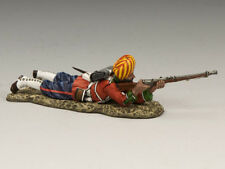 King & Country SOE007(M) Sons Of The Empire Ludhiana Sikhs Regiment Lying Firing