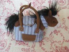 sac à main avec cheval pour enfant