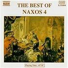 Best of Naxos, Vol.4, Various Composers, Very Good CD
