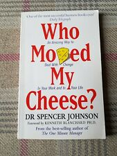 Who Moved My Cheese by Spencer Johnson (Paperback, 1999)