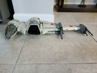 Vintage Star Wars B-Wing Fighter Vehicle Complete Kenner