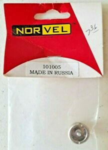 Norvel (NV Engines) Cover Plate with Pressure Fitting #101005 for .049 Big Mig
