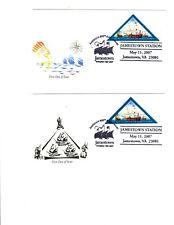 US stamps 4136  Jamestown stamp