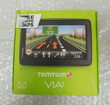 """TomTom VIA 225 5"""" Touchscreen In-Car GPS Navigation with AU Maps"""
