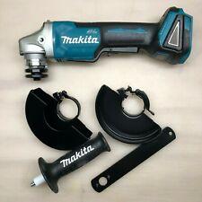 "Makita XAG11Z LXT Li-Ion 18 volt Brushless 4 1/2 - 5"" cordless grinder w Brake"