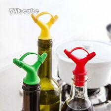 Flacon verseur bec bouchon distributeur alcool vin huile d'Olive vinaigre CUB