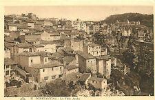CONSTANTINE ALGERIA AFRICA LA VILLE ARABE (ARAB CITY) P/C