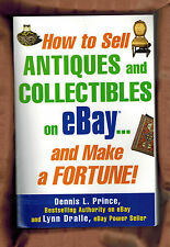 Book, PB How to Sell Antiques Collectibles eBay & Make a Fortune Dralle Planning