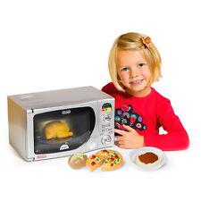 Casdon Delonghi Microondas Compacto Para Niños Juguetes Juegos Horno comida de plástico Cook
