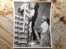 1950 Army Red River Arsenal Housed Ammo photo Texarkana Texas 155mm Projectiles