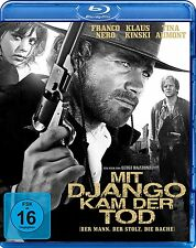 Mit Django kam der Tod * Franco Nero * Klaus Kinski * Tina Aumont * Blu-ray