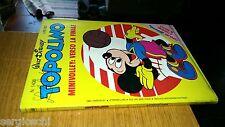 TOPOLINO LIBRETTO # 1438-19 GIUGNO 1983-MONDADORI-CON CEDOLA E FIGURINE