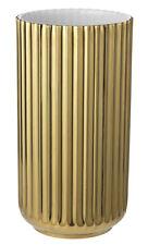 LYNGBY PORCELÆN  Vase 20cm GOLD