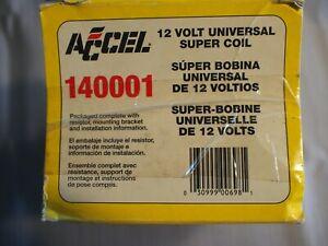 Ignition Coil-Super Coil Accel 140001