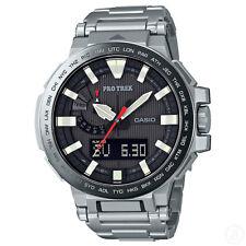 CASIO PRO TREK MANASLU Limited Edition 300 Worldwide Titanium Watch PRX-8000MT-7