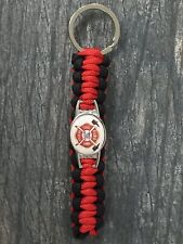 Firefighter Keychain, Firefighter Gift, Makes Perfect Gift for Firefighter