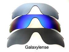 Galaxis Ersatzgläser für Oakley Radarlock Path Sonnenbrille Schwarz & blau &