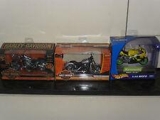 Ertl Harley-Davidson Diecast Motorcycles & ATVs