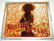 cd-single, Britney Spears - Circus, 2 Tracks, Australia, RARE