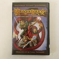 DragonLance DVD Dragons of Autumn Twilight 2008 Kiefer Sutherland