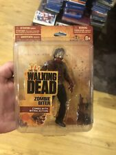 Walking Dead TV Series 1 Zombie Biter Small Card Version Very Rare