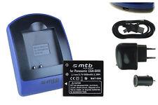 Baterìa+Cargador (USB) DB-70 para Ricoh CX1, CX2, R8, R10 / Caplio R6, R7