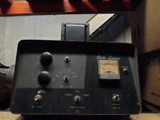 Vintage Tube Power amp chassis Globe LA-1 – Linear Amplifier EL38 tubes