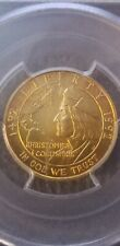 1992-W $5 Christopher Columbus Gold Commemorative Coin  PCGS MS69 signed John M.