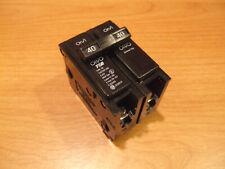 Thomas & Betts 40 Amp Two Pole Circuit Breaker TB240 T&B 40A 2 Double 240V TB