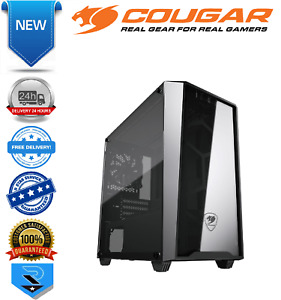 Cougar MG120-G Compact Micro-ATX with Tempered Glass Side Window
